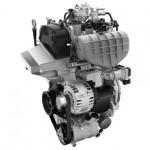 motor de un litru de la VW