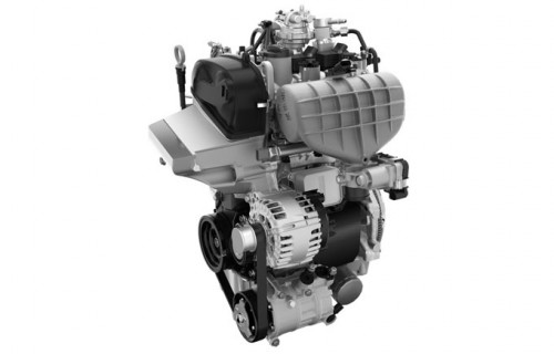 Motor de 1 litru cu 272 CP