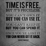timpul e pretios