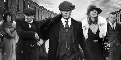 peaky blinders serial